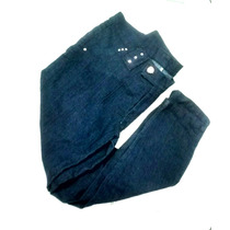 Calça Jeans Com Strass - 40