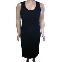 Vestido Longuete De Renda Plus Size Gg