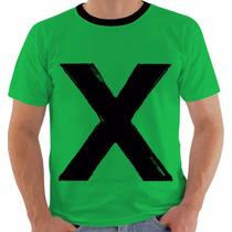 Camiseta Ed Sheeran X
