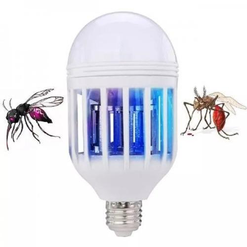 Kit 6 Lampadas  Repelente Mata Mosquito 110/220v 12w