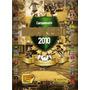 Álbum De Figurinha Digitalizado Campeonato Brasilerio 2010