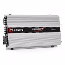 Modulo Taramps Ts-1200x4 1200w Rms 4 Canais Amplificador