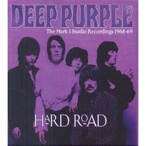 Deep Purple Hard Road Rhe Mark 1 68 Importado Cd X 5 Novo