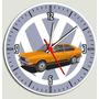 Relógio De Parede Decorativo Passat Ts - Vw - Carro Antigo