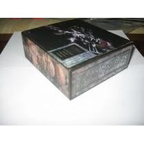 Iron Maiden - Man On The Edge Box Set , Impecável Sem Detalh