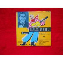 Lp Carlos Gardel - Interpretando Os Famosos Tangos