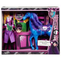 Boneca Mattel Monster High Diretora Sem Cabeça