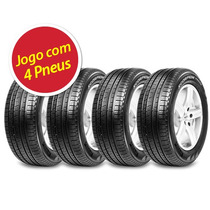 Kit 4 Pneu Pirelli 205/70r15 96h Scorpion Verde All Season