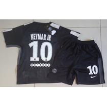 20cd3dc65a Kit Infantil - Psg 2019 Neymar Jr 10 - Pronta Entrega à venda em ...