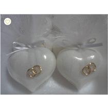 200 Mini Sabonete Com Alianças Lembrancinha Casamento ,noiva