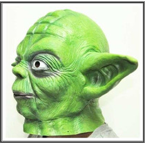 Star Wars Máscara Mestre Yoda Adulto - Frete Grátis