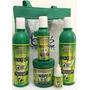 Kit Crece Pelo C/05 Shampoo+condicionador+mascara+leave-in+a