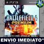Dlc Premium - Battlefield 4 - Ps3 - Bf4 - Psn - Promoção !!