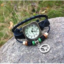 Relógio De Pulso Vintage New Age