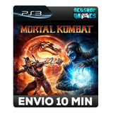 Mortal Kombat Komplete Edition - 9 -  Psn Ps3 - Promoção
