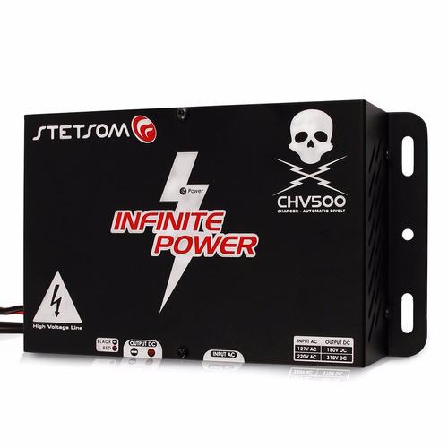 Stetsom Carregador De Bateria Alta Voltagem Chv500