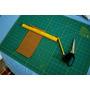 Base De Corte 45x60 Para Patchwork Scrapbook Artesanato Top