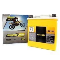 Bateria De Moto 12v 7ah Honda 250/400 Tornado/twister/falcon