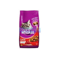 Ração Para Gato Whiskas Carne 10kg