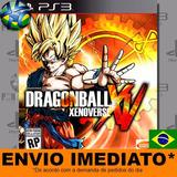 Dragon Ball Xenoverse - Ps3 - Leg Português - Código Psn