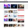 Site Wordpress Português Vídeos Tema 217 Script Php Modelo