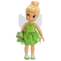 Boneca Princesa Sininho Tinker Bell Baby Disney Animators