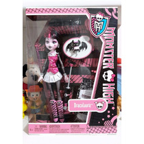 Mattel Boneca Monster High - Draculaura