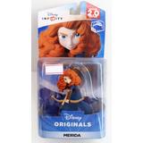 Boneco Disney Infinity 2.0 Merida - Disney Originals Novo