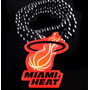 Colar Do Miami Head - Tipo Good Wood - De Acrílico