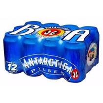 Cerveja Antartica Pack 12 Latas 350ml. - Pronta Entrega!