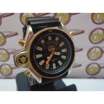 Relogio Atlantis Original Modelo Aqualand Serie Ouro =citzen