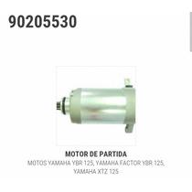 Motor Partida Ybr 125, Factor 125, Xtz 125 - Magnetron