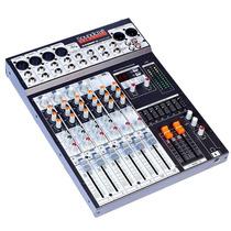 Soundcraft Selenium Sx- 802fx Mixer 8 Canais 16 Efeitos 289