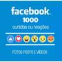 1000 Curtidas E Reações Para Posts, Fotos, Videos