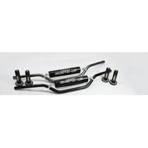 Guidão Aluminio Moto Cross Trilha + Manopla