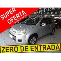 Fiat Uno Vivace 1.0 2012 2p - Zero De Entrada