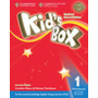 Kid's Box 1 - Workbook With Online Resources - American Engl Original