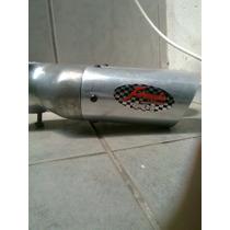 Ponteira Aluminio Formúla Skape Saida Dupla