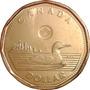 Canadá - 1 Dolar De 2.012.       Frete 12,00