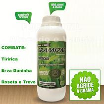 Imazapir Herbicida P/ Erva Dainha Tiririca Roseta Trevo 1 L