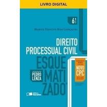 Direito Processual Civil Esquematizado 6ª Ed. 2016 Epub