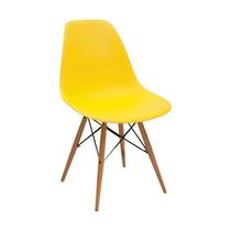 Cadeira Dkr | Charles Eames - Pé De Madeira