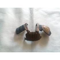 Coleção Tartarugas Ninja Acessório Armadura Samurai
