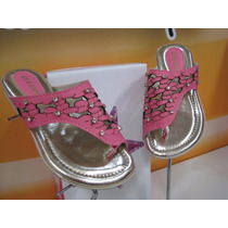 Rasteirinha Infantil Feminina Lulopé 11010 Snob Calçados-s1