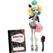 Monster High Intercâmbio Lagoona Blue - Mattel+brinde