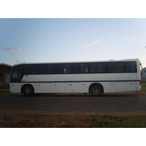 Onibus Rodoviario Viaggio Alto Volvo B58 Gv 1000 1993