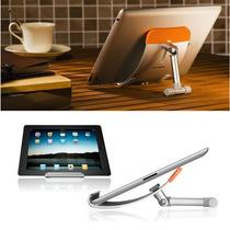Suporte Universal Para Tablet Ipad Base Regulável