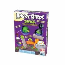 Jogo Angry Birds Space 2 - Versão Blocos De Planeta - Mattel
