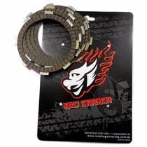 Disco Embreagem Crf230 Red Dragon