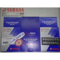 Jogo De Pastilhas Super Ténéré 750 Yamaha